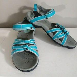 Teva Shoes - Teva Shoc Pad Sandals Size 10
